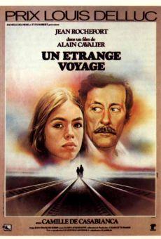 Ver película Un étrange voyage