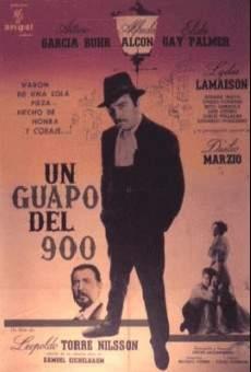 Ver película Un guapo del 900