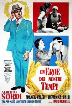 Ver película Un héroe de nuestro tiempo