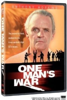 One Man's War on-line gratuito