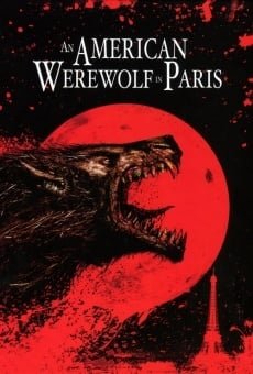 Un hombre lobo americano en París online