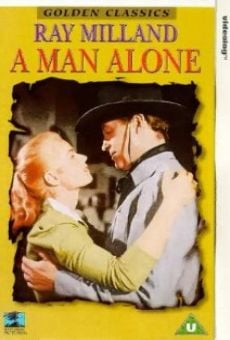 A Man Alone on-line gratuito