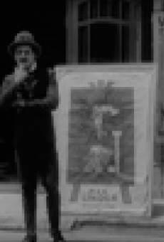 Película: Un idiot qui se croit Max Linder