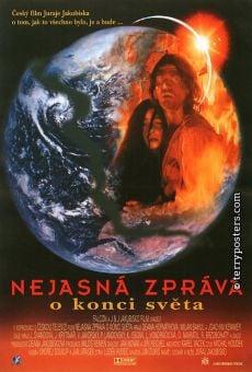 Ver película Un informe ambiguo sobre el fin del mundo