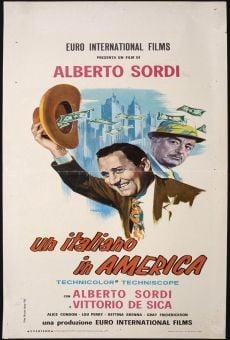 Ver película Un italiano en América