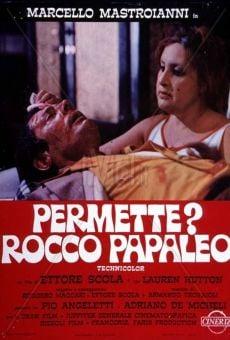 Permette? Rocco Papaleo on-line gratuito
