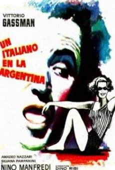 Un italiano en la Argentina online