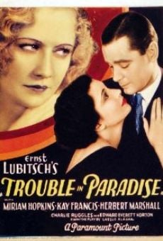 Trouble in Paradise on-line gratuito