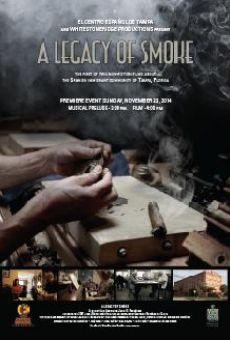 Watch A Legacy of Smoke online stream