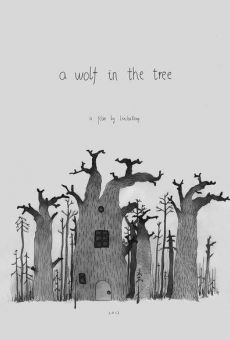 A Wolf in the Tree