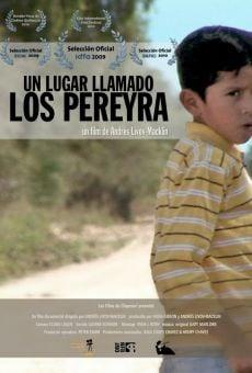 Película: Un lugar llamado Los Pereyra