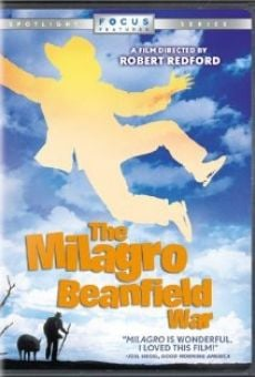The Milagro Beanfield War on-line gratuito