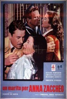 Ver película Un marido para Anna Zaccheo