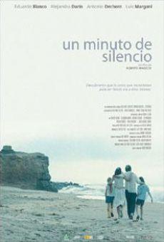 Ver película Un minuto de silencio