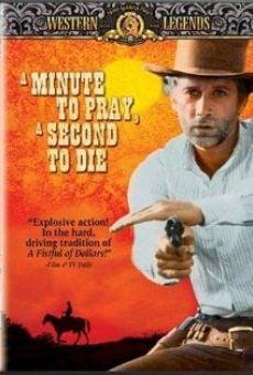 Ver película Un minuto para rezar, un segundo para morir