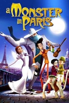 Ver película Un monstruo en París