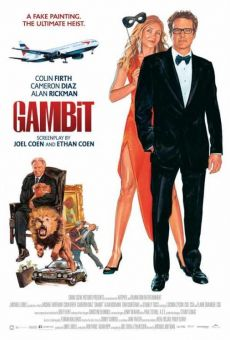 Un plan perfecto (Gambit) on-line gratuito