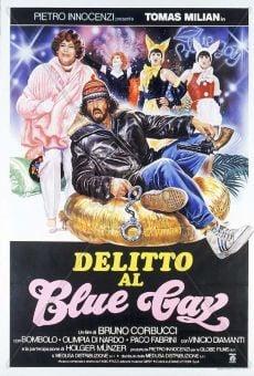 Delitto al Blue Gay online