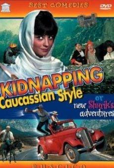 Ver película Un rapto a la caucasiana