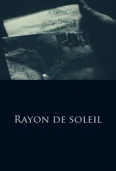 Ver película Un rayon de soleil