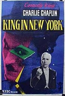 A King in New York on-line gratuito