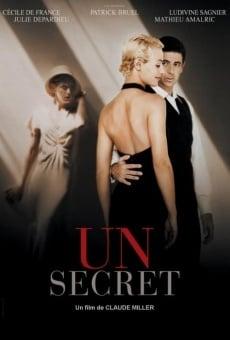 Ver película Un secreto