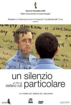 Ver película Un silenzio particolare