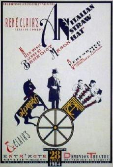 Ver película Un sombrero de paja de Italia