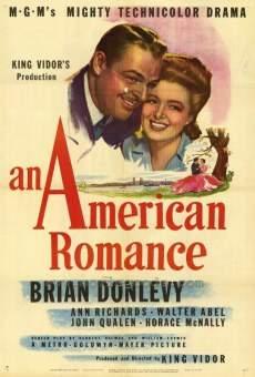 An American Romance on-line gratuito