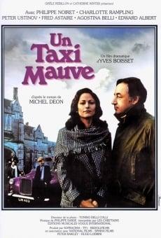 Ver película Un taxi malva