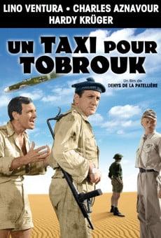 Ver película Un taxi para Tobruk