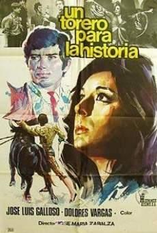 Ver película Un torero para la historia