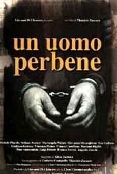 Ver película Un uomo perbene
