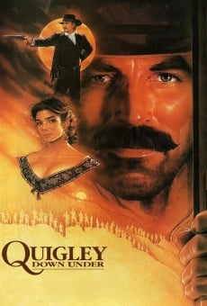 Quigley Down Under on-line gratuito