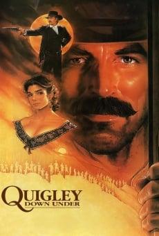 Quigley Down Under on-line gratuito