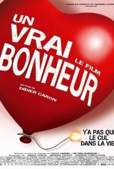 Ver película Una verdadera felicidad, la película