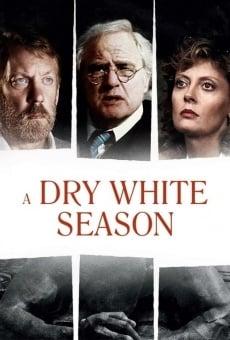 Ver película Una árida estación blanca