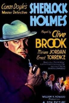 Una aventura de Sherlock Holmes online