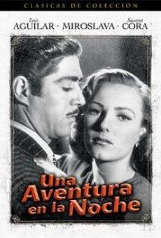 Ver película Una aventura en la noche