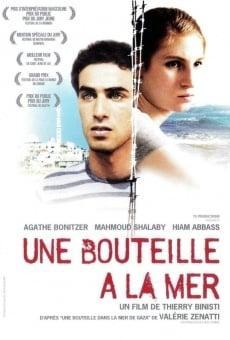 Ver película Una botella en el mar de Gaza