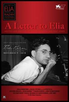 A Letter to Elia on-line gratuito
