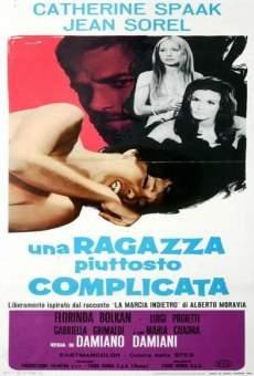 Ver película Una chica más bien complicada