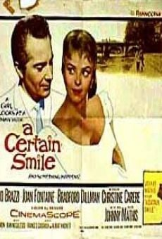 A Certain Smile on-line gratuito