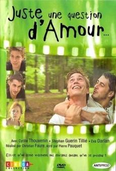 Ver película Una cuestión de amor