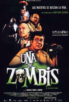 Una de zombis online