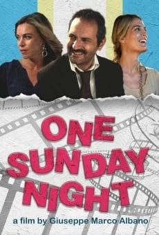 Ver película Una noche de domingo