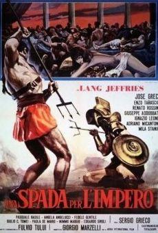 Ver película Una espada para el imperio