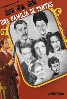 Ver película Una familia de tantas