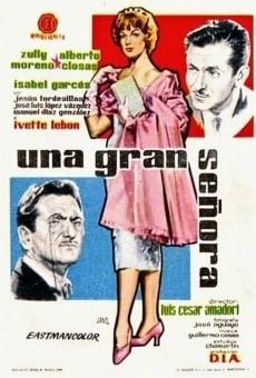 Ver película Una gran señora