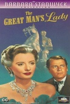 The Great Man's Lady on-line gratuito
